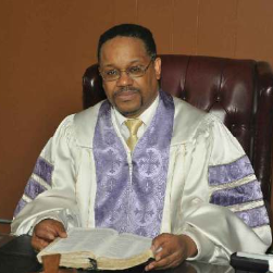 Rev. Dr. Mark V.C. Taylor