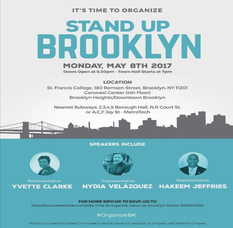 Stand Up Brooklyn